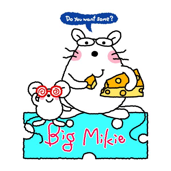 Big  Mikie