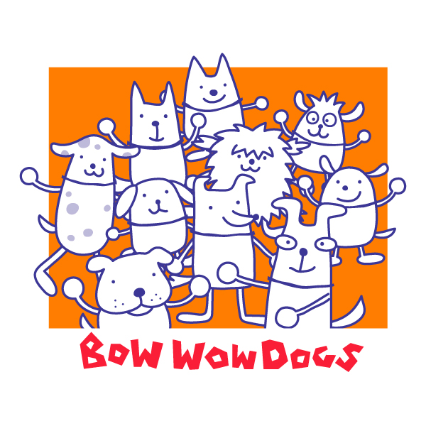 BOW BOW DOGS