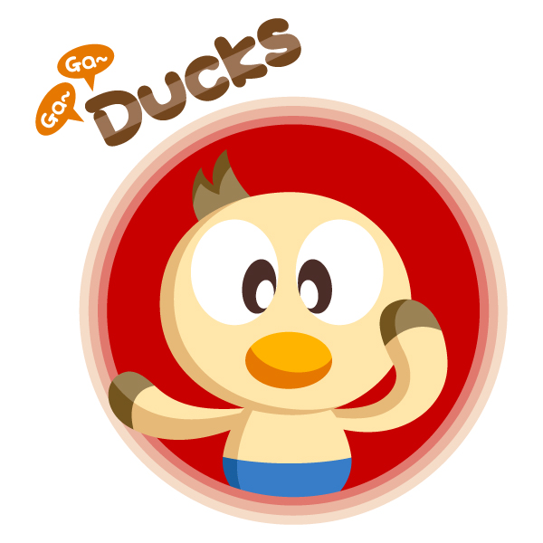 Ga~Ga~ Ducks