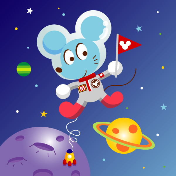 SPACE MOUSE