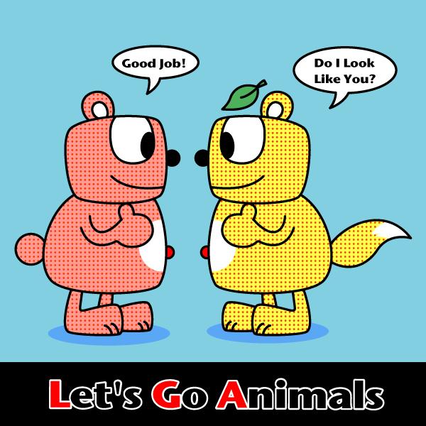 LET'S GO ANIMALS