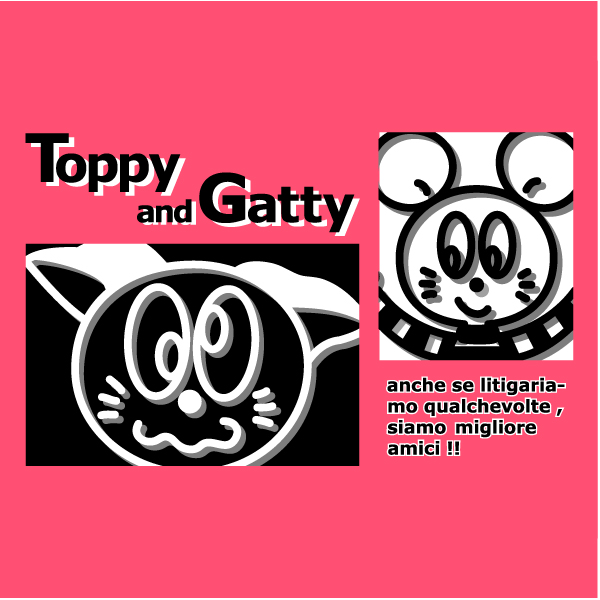 Gatty and Toppy