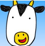 黄色い牛くん